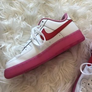 Nike Air Forces 1's